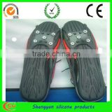 ice and snow silicone rubber anti slip shoes covers