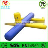 Inflatable water sport games inflatable balance beam