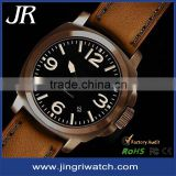 custom CuSn8 bronze watch Top quality luxury vintage sapphire glass bronze automatic watch classic custom made mens watch