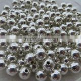 Wholesale Shinny Silver-Plating CCB Beads ,Fashion Acrylic beads for bracelets and necklaces
