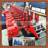 [Rolling Storage Profile Machine] Heavy Duty Steel Supermarket Shelves Storage Rack Cold Rollformer Production Line