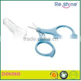 Nail Clipper with Silicon handle, Nail clipper for baby,nail scissors