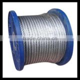2016 New product promotional price suitable for Marine Hardware 304 stainless steel wire rope