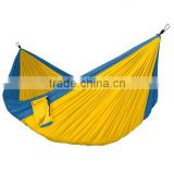 Ultralight big size Strong Nylon Taffeta Fabric Parachute Outdoor Camping Hammock                                                                         Quality Choice