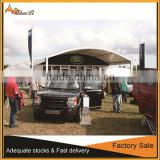 Hot sale High Class Archy Tent with Glass Wall for Parties