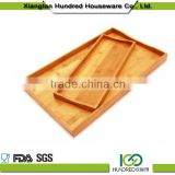 Top quality chinese traditional bamboo tea tray