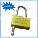 CH501 heavy duty shipping security ultra slim padlocks