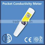 ECscan20 Digital electric Pocket Conductivity Meter pen type ph meter laboratory conductivity meter
