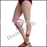 R2816 Wholesale women velvet convertible dance ballet tights,girls ballet,ballet dance pantyhose tights china