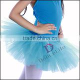 C2321 Wholesale Child half performance ballet dance tutu skirts ballet tutu skirt skirt tutu for girls ballet costumes