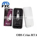 Side filling OBS Crius RTA which perfect with Original smok H-PRIV mod 220w TC Mod bulk buy from china