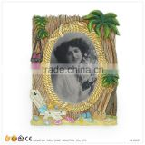 Resin Beach Themed Imitation Wood Photo Frame New Models