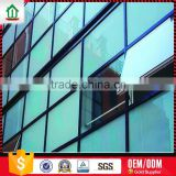 Top Quality Classic Style Simple Style Customized Design Glass And Aluminum And Curtain Wall