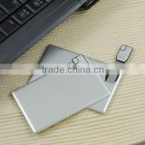 2014 new product wholesale cheap bulk business card usb flash drive free samples made in china