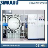 High temperature vacuum brazing furnace used for engine fuel manifold brazing