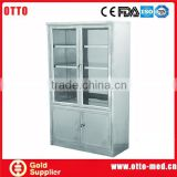otto medical 3 layer shelves big instrument cabinets