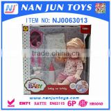 Soft toy silicone baby born dolls for sale