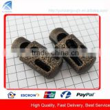 CD1119 Custom Shape Metal Spring Barrel Cord Stopper