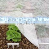Anti UV Biodegradable nonwoven weed mat for agriculture and gardening products/white weed control