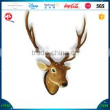 Modern Design Deer Head Buffalo Skull Resin Animal Head Wall Decoration