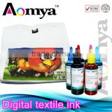 top sale!!! textile ink used on DTG printer
