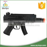 Children plastic black AK47 toy gun with sounds