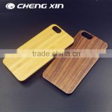 [CX] Hot selling Natural Environmental Bamboo Wood Case mobile phone cover For iPhone 6/6S/6 Plus /6S Plus back cover case