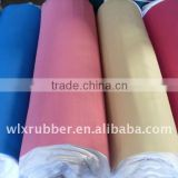 Black Rubber Foam Sheets Insulation Roll/Rubber Foam Roll Material
