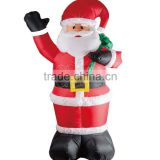 Inflatable Santa Claus for Christmas Decoration, Customized Size and Logos are Welcome China supplier