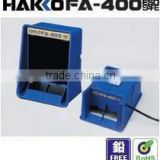 Factory direct sell hakko FA-400 cigarette smoke absorber/solder smoke absorber/portable smoke absorber