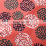 customized digital printing fabric with pa coating