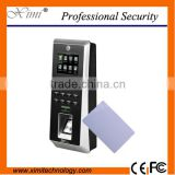 F21 fingerprint recognition access control machine with 13.56MHZ IC card reader ZMM220 hardware platform fingerprint door lock