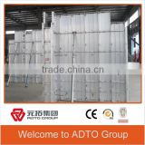 ADTO GROUP wall aluminum formwork panel/building aluminum formwork can be used for more than 300 times