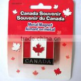 Canada Tourist Souvenirs Item Custom metal keychain for tourist