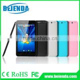 7inch 3g dual core tablet pc MTK8312 dual core processor android 4.4 Kitkat system 512MB 4G dual camera 3G calling GPS