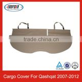 Luggage/Cargo Cover for QASHQAI 2008-2012 Canvas Rear Cover