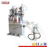 factory semi automatic aerosol gas filling machine                                                                         Quality Choice