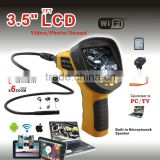 "Highly recommend 3.5"" Color LCD Video disposable inspection camera 99E!"