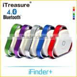 iTreasure low energy bluetooth tag,bluetooth 4.0 tag with key finder,bluetooth rfid tag for ISO and Android