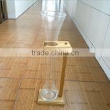 wholesale high quality yard glass/beer yard glass
