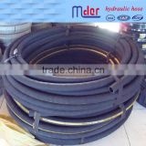 water or oil discharge and suction rubber hose