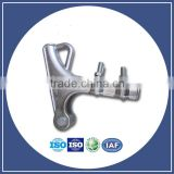 High Tension Cable Bolt Type Strain Clamp/dead-end clamp for overhead power line fitting