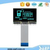 128* 64 graphic 6800/8080/i2c/SPI interface oled display screen for industrial automation