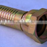 adaptors fitting hydraulic jic fittings