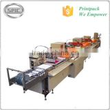 Automatic textile clothing silk screen printing machine for sale