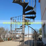 lower price wrought iron staircase design outdoor