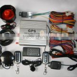 car alarm system with GPS function ane telephon control Sound and Light Alarm,Mute Alarm,Armed Reminder