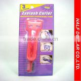 Eyelash Curler with Retractable Eyelash Comb/Brush For One Dollar Item