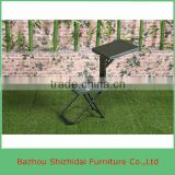 Metal military folding outdoor chairs camping chair SZD-031