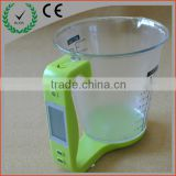 measuring cup digital kitchen scale